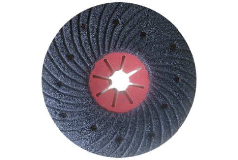 Semi-flexible disc