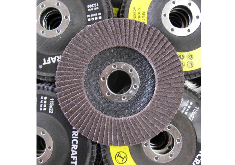 Aluminum Oxide Flap Discs